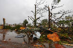 Crews to inspect damage from Alabama storms