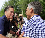 Trump's search for diplomat revives Romney, Huntsman rivalry