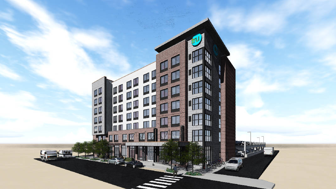 New 17 Million Hilton Brand Hotel Planned For Downtown Chattanooga Video Times Free Press