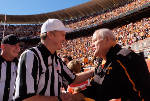 Q&A: Fulmer believes Blackburn would be 'outstanding' athletic director for Vols