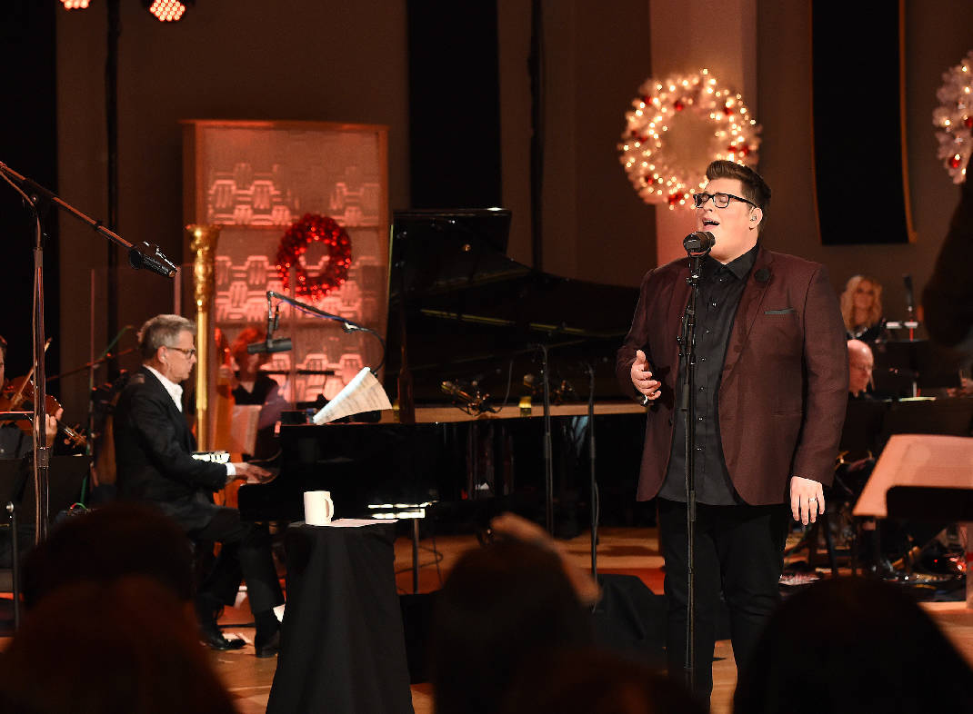 Voice\' winner Jordan Smith\'s holiday special airs twice on PBS ...