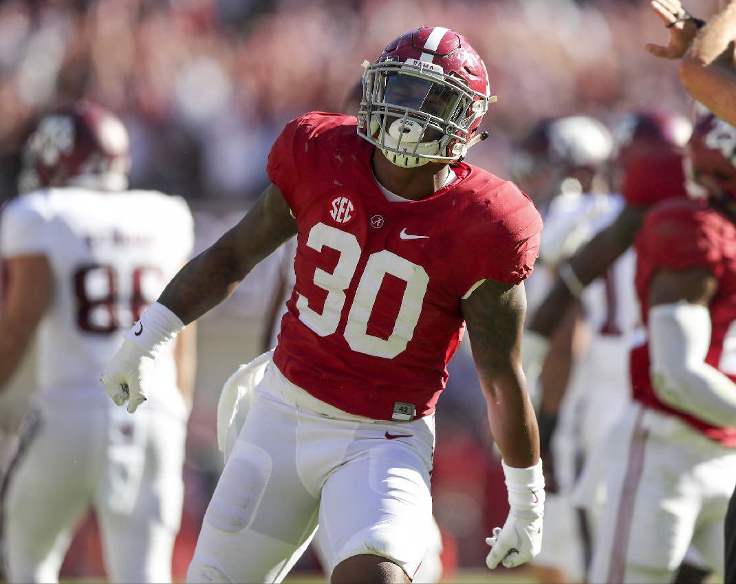 Multitude Of Talent On Alabama Roster Leaves Highly Touted