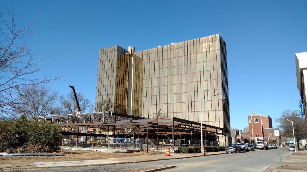 Hotels Apartments Lead Downtown Chattanooga Construction Times Free Press