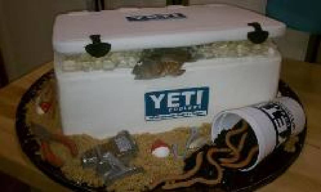 Options Are Endless For Non Traditional Wedding Grooms Cakes