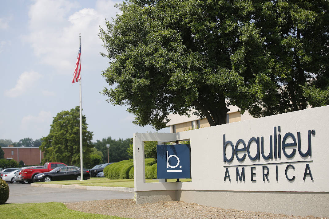 Almost 300 jobs cut in Bridgeport, Ala., by Beaulieu America | Times Free Press