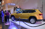 Volkswagen Atlas-based pickup truck among options weighed by German automaker
