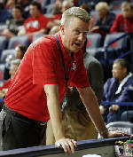 Greg Byrne leaving Arizona to replace Bill Battle as Alabama athletic director