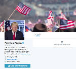 Trump gets Obama's house, title -- even his Twitter handle