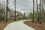 This 7,500 square foot Chattanooga home boasts elevated Lowcountry style