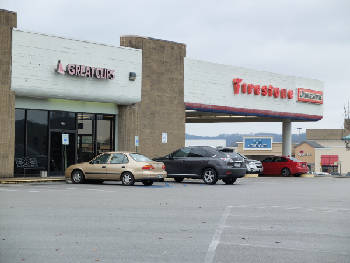 CBL eyes Northgate Mall site being vacated by longtime auto tire and