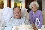 Aide: Bush could be discharged from hospital this weekend