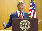 Tennessee Gov. Haslam proposes tuition-free community college education for adults [video]