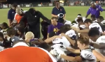 Youth pastor, not coach, led prayers on field after player injury, school officials say after complaint