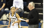 Mocs women's basketball in charge of Southern Conference
