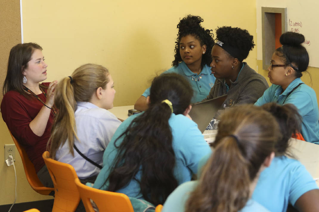 Chattanooga Girls Leadership Academy Students Are Determined To