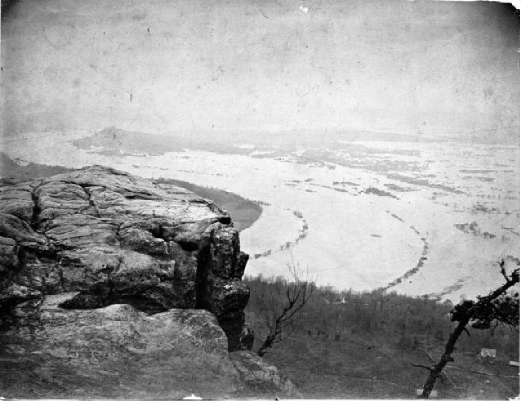 150 years ago: Tennessee River rose 58 feet above normal