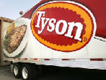 Tyson Foods plans to build new chicken plant in Tennessee, bring 1,500 jobs