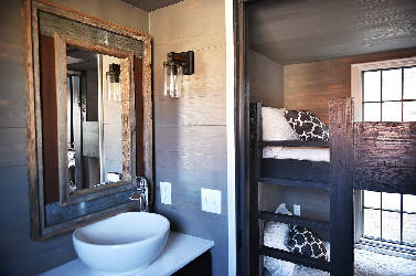 High-end architect designs tiny homes for manufactured housing ... on mobile homes, high-end condos, high-end landscaping, high-end appliances,