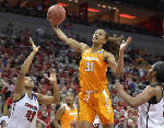 Louisville holds off Tennessee 75-64 in NCAA second round