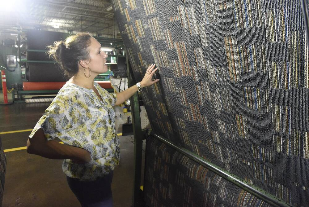Carpet Maker Stays And Grows In Dalton While Adapting To