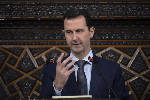 Pressure builds on Syria's Assad; US launches missiles