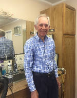 Local barber celebrates 60-year career