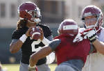 That's a wrap: How SEC West Division teams look after spring football practice
