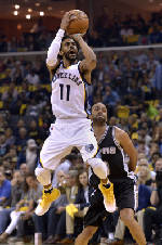 Grizzlies' Mike Conley out indefinitely with sore Achilles