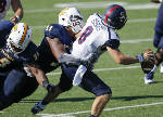Quarterback 'Duck' expects more balance in Samford offense