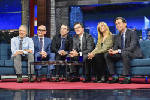 Colbert welcomes fellow 'Daily Show' alums to 'Late Show'