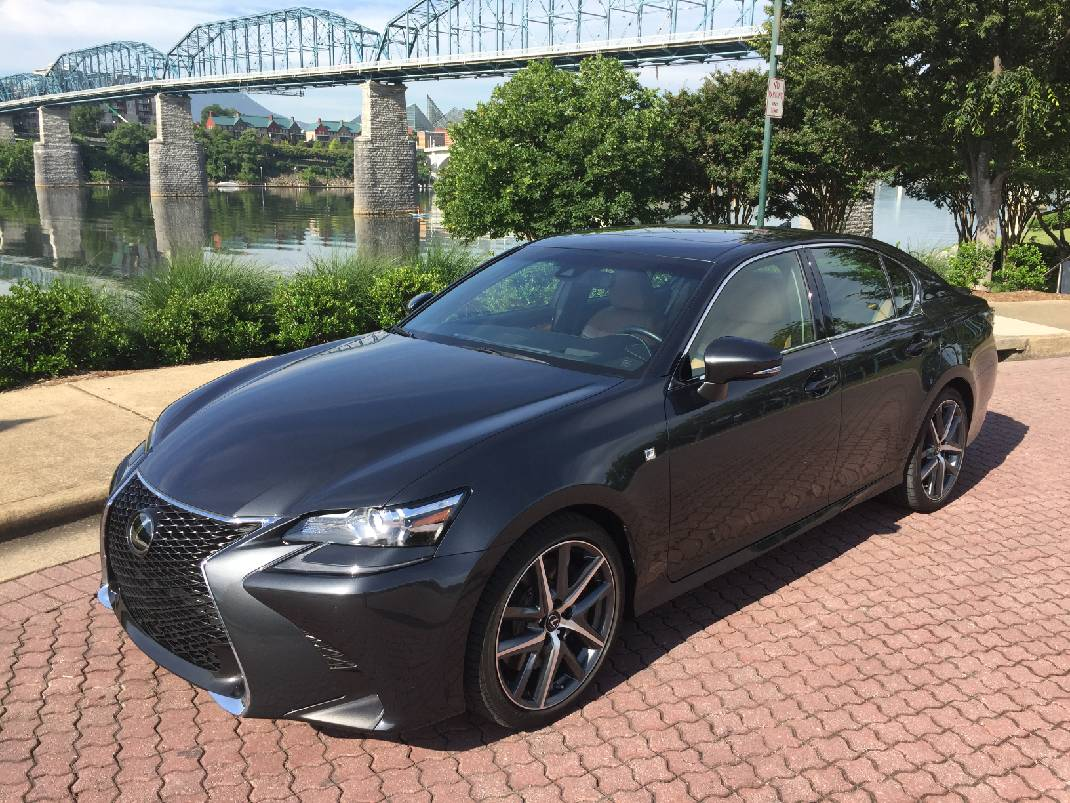 Quick Spin: Lexus GS350 F Sport Combines Polish, Performance | Times Free  Press