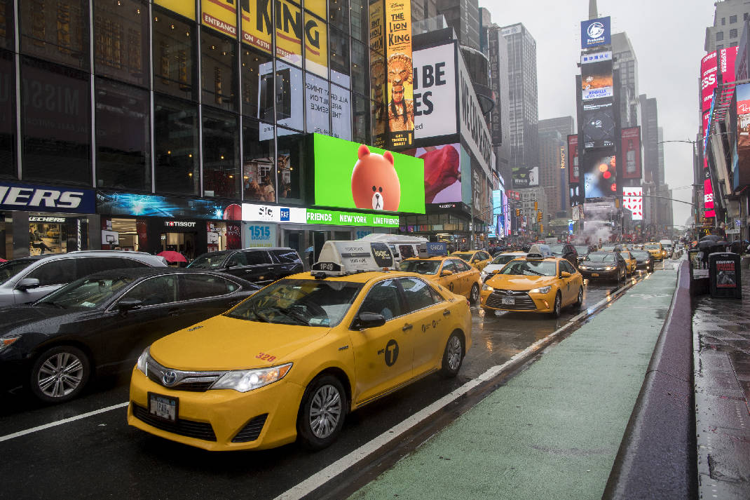 Rampage spurs calls to ban cars from NY\'s Times Square | Times Free ...