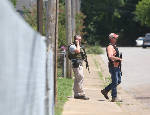 Chattanooga man in critical condition after being shot, suspect on the loose