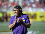LSU's Ed Orgeron considers Tigers 'our team now'