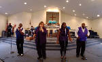 Music Wednesdays features The Devotionals of New Covenant Missionary Baptist