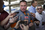SEC Media Days 'once in a lifetime opportunity' for Tennessee players