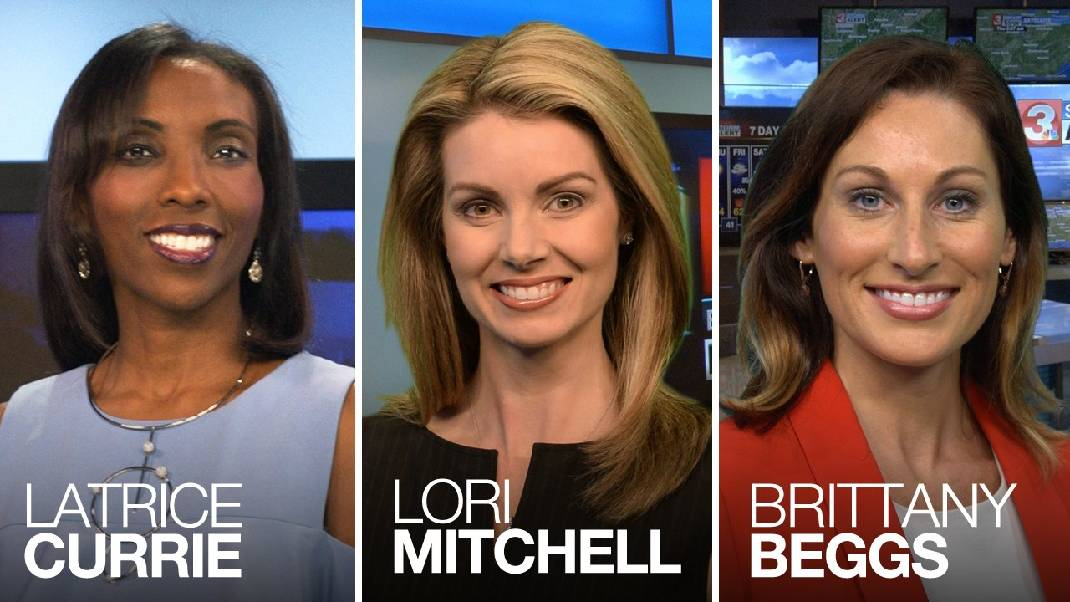 WRCB-TV adds fourth meteorologist, shifts LaTrice Currie to