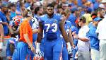 Florida expecting Martez Ivey to 'flourish' at left tackle