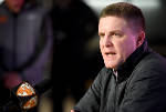 Vols' Bob Shoop says Penn State contract dispute 'not a distraction at all' [video]