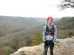 Xian Campbell: Chattanooga's youngest ultra-runner