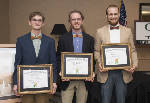 Chattanooga Woodworking Academy graduates first class