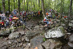 Extreme Enduro off-road race challenges riders in Tennessee's outback