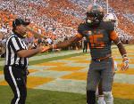 Wiedmer: Hail Mary against Georgia a thing of the past for Jauan Jennings