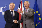Amid criticism, UK government tries to show unity on Brexit