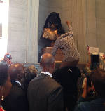 Charlottesville violence fuels calls for removal of Forrest bust from state Capitol