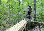 New trail connects routes for mountain bikers, hikers and runners