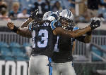 Newton perfect in preseason debut, Panthers edge Jags 24-23