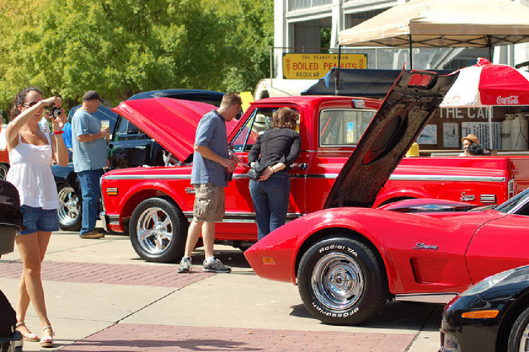 Run Of Honor Car Show Coming Up At Chattanooga Market Times Free - Market street car show