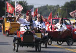 PHOTOS: Crowds flock to 59th annual Whitwell Labor Day Parade