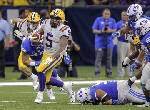 Mocs have 'made strides' in prepping for LSU defense